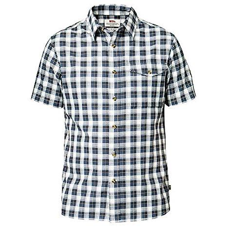 Fjallraven Mens Sarek Short Sleeve Shirt