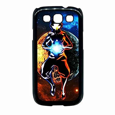 Avatar The Last Airbender Aang Case Samsung Galaxy S3 (Avatar Phone Case Galaxy S3)