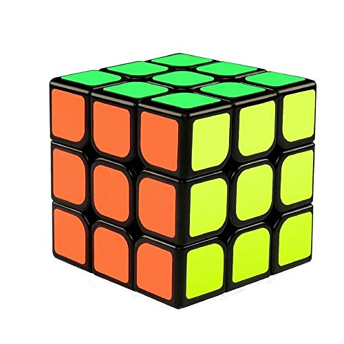 The Cube 3x3x3 Speed Cube/ 3D Puzzle Game by Funlovers / Classic 3x3 Magic...