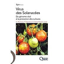 Virus des Solanacées: Du génome viral à la protection des cultures (Synthèses)