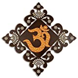 Cheap Bohemian Home Decor Wall Hanging Om Symbol Wall Decoration for Living Room – 100% Handmade in India