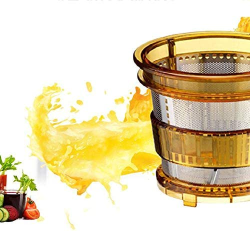 GG-Juicer Máquina exprimidora de jugos Frescos para el hogar máquina de jugos Comercial Multifuncional de Gran Calibre, sin escorias, automática, sin escorias