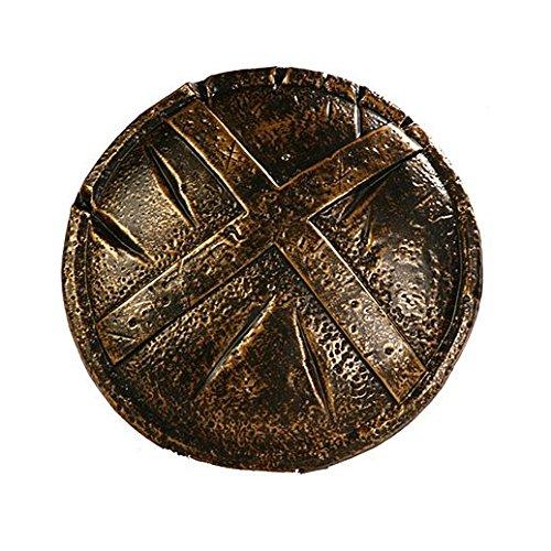 Costume Beautiful Spartan Warrior Shield ()