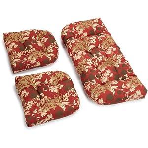 51BLliXf03L._SS300_ Wicker Furniture Cushions & Rattan Furniture Cushions