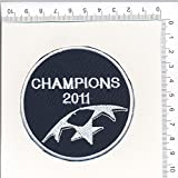 fifa champions patch - IRON ON EMBROIDERED PATCH FIFA WORLD CHAMPIONS 2011