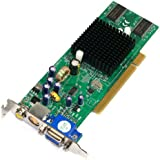 Jaton GeForce MX4000 128 MB TV-out Low-Profile PCI Video Card VIDEO-208PCI-128TV
