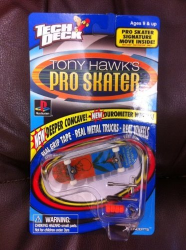 Amazoncom Tech Deck Tony Hawk Pro Skater Toy Machine Elissa