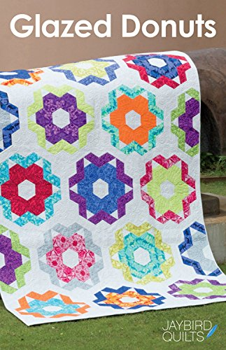 Glazed Donuts Quilt Pattern by Jaybird Quilts ()