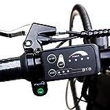 "Nakto 26"" 300W Electric Mountaion Bike 6 speed e-Bike Removable 36V10A Lithium Battery"
