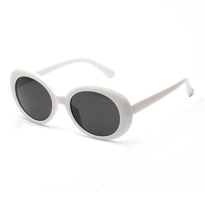 Gafas de Sol Verano 2019, Zolimx Moda Hombre Mujer Retro Vintage Marco Redondo Gafas UV