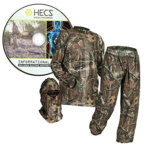 HECS Hunting 3-Piece Camo