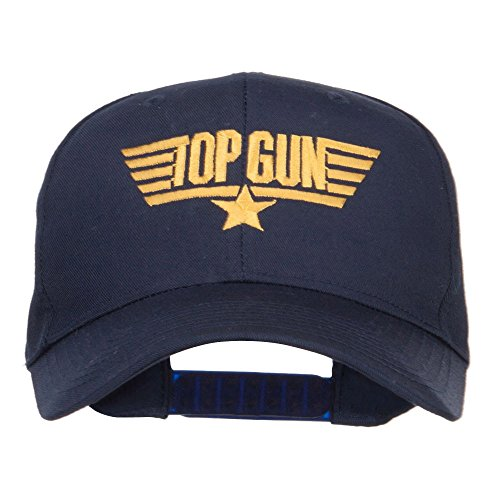 Top Gun Logo Embroidered Pro Style Cap