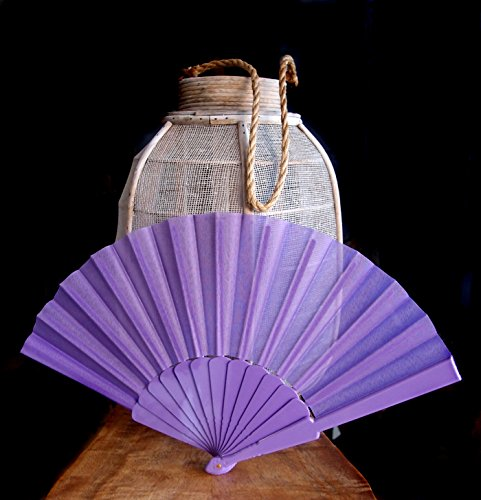 quasimoon-9-lavender-nylon-hand-fans-for-weddings-10-pack-by-paperlanternstore
