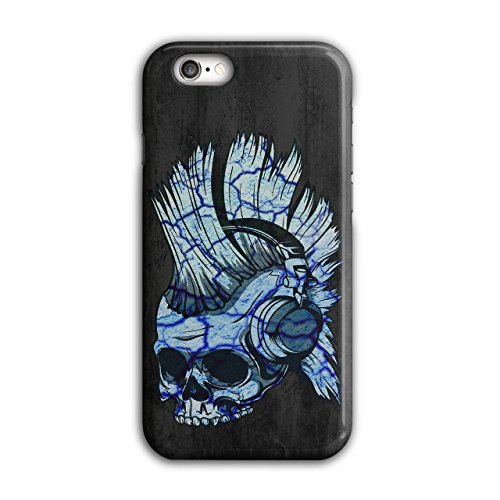 Punk Music Metal Skull Street Soul iPhone 6 / 6S Case | Wellcoda
