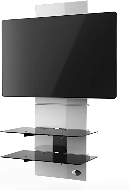 Meliconi Ghost Design 3000 - Mueble de Pared para televisores ...