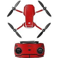 RC GearPro Wodoszczelne, odporne na zarysowania kalkomania, naklejki PCV do DJI Mavic Mini Drone Body Acc (2 * czerwone…