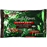 Russell Stover Sugar Free Pecan Delights Milk Chocolate 10oz Bag