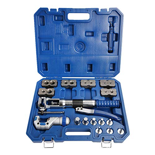 - Durable Universal Hydraulic Pipe Expander Fuel Line Flaring Tool Set Dilator Scraper Cutter Hole Splint