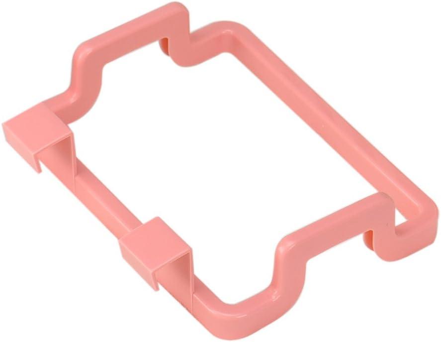 Beige ROUNYY M/üllsackst/änder Tragbare K/üche M/üllsackhalter/Inkognito Cabinets Cloth Rack Handtuchhalter