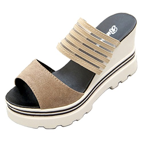 レディース 厚底 サンダル プラットフォーム スポーツサンダル オープントゥ カジュアルシューズ 婦人靴 【 1133-CPZ 】