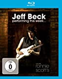 : Jeff Beck - Performing This Week... Live at Ronnie Scott's [Blu-ray] (Blu-ray)