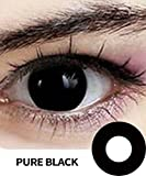#9: Mult-icolor Cosplay Eyes Cute Colored Charm and Attractive Fashion Contact Lenses Color Blends Cosmetic Makeup Eye Shadow (A Pair) (Pattern7)