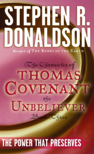 book cover of The Power That Preserves