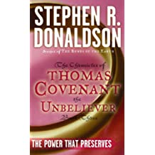 Power That Preserves (THE CHRONICLES OF THOMAS COVENANT THE UNBELIEVER Book 3)
