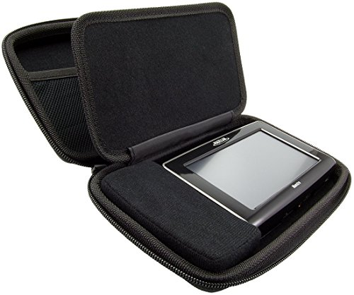 ChargerCity Extra Large Hard Shell Carry Case For TomTom 4.3, 5 & 6