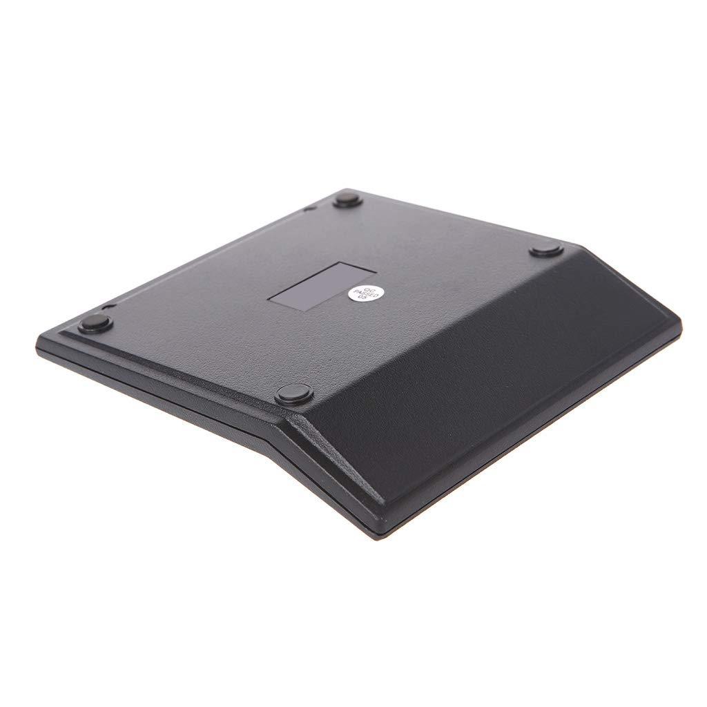 f/ür B/üro und Schreibtisch gro/ßes Display Dual-Power Moreoustitory CT-512 Taschenrechner mit 12-stelligem Solarbatterie