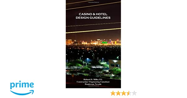 casino hotel design guidelines mr richard d miller p e rh amazon com Design Process Landscape Design