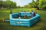 Gaga Ball Pit Inflatable XL 20' Gagaball Court w Electric Air Pump - Inflates in Under 3 Minutes