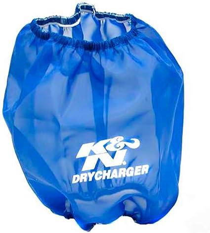 For Your K/&N RC-4900 Filter K/&N RC-4900DL Blue Drycharger Filter Wrap