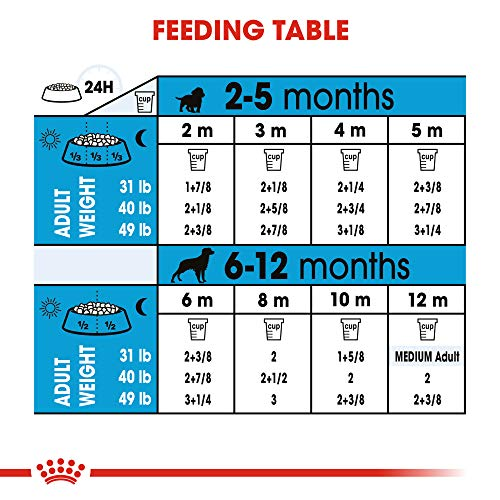 Royal Canin Medium Puppy Dry Dog Food, 30 Lb. by Royal Canin (Image #4)