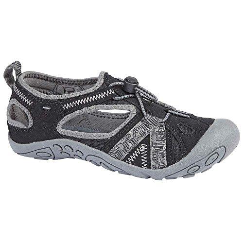 per ragazze donne trekking Carolina da grey e Northwest bambine sandali Black Territory qY1X0X
