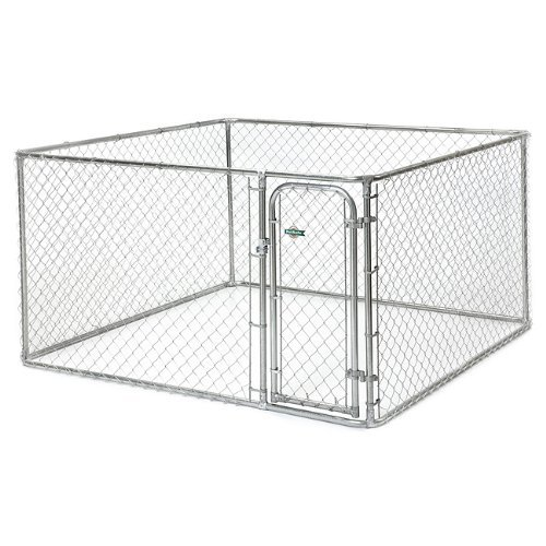 PetSafe Boxed Kennel, 7-1/2-Foot-by-7-1/2-Foot-by-4-Foot by PetSafe