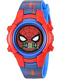 Boys' Quartz Plastic Strap, Blue, 18.15 Casual Watch (Model: SPD4516