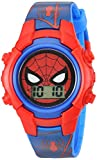 Marvel Boys' Quartz Plastic Strap, Blue, 18.15 Casual Watch (Model: SPD4516