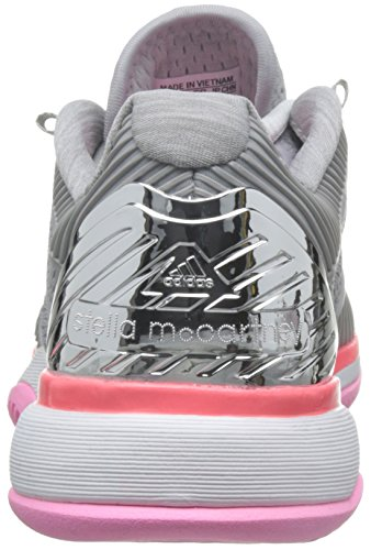 plamet 1 Univer Adidas De Plateado Eu Mujer 3 Para rojdes Asmc 2016 Tenis 43 Zapatillas Barricade qwOPqz