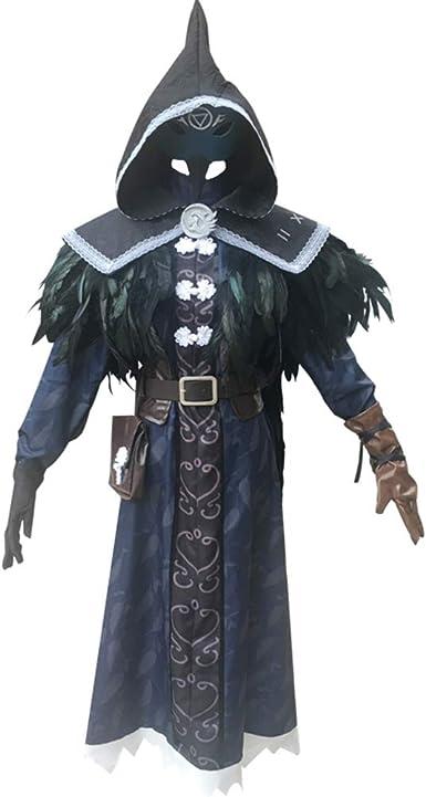 Amazon Com Game Identity V Cosplay Costumes Night Owl Skin Seer