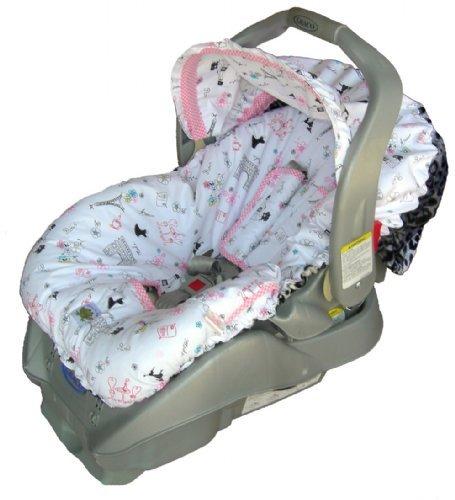 car seat cover paris - 6