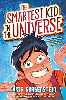 Book Cover: The Smartest Kid in the Universe