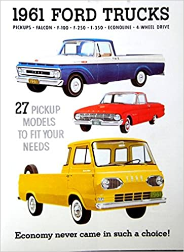 ford falcon econoline pickup