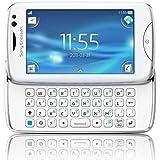 Sony Ericsson txt Pro CK15i White Weiß QWERTY Tastatur Slider Ohne Simlock