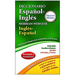 MERRIAM - WEBSTER INC. MERRIAM WEBSTERS DICCIONARIO (Set of 12)