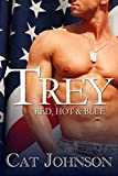 Front cover for the book Trey by Cat Johnson