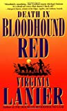 Death in Bloodhound Red, Virginia Lanier, 0061010251