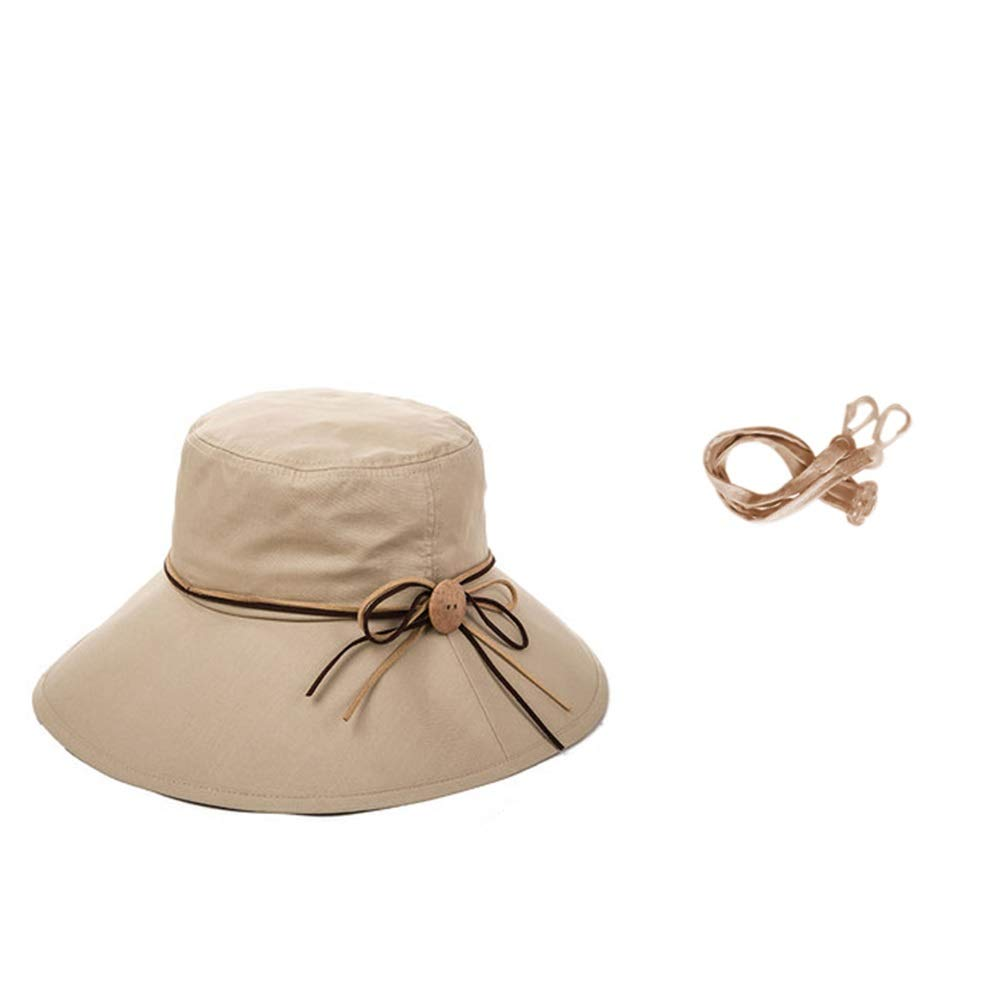 B Jia Jia Sun hat  Outdoor UV Predection UPF50+ Foldable Carrying Convenient Sun hat Ladies hat Beach Sunscreen Summer hat Breathable Cap Travel Riding Cap Summer Outdoor Sun hat (color   E)