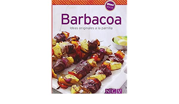 Barbacoa: Ideas originales a la parrilla: AA.VV: 9783625005506: Amazon.com: Books
