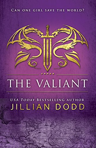 The Valiant (Spy Girl  Book 4) cover